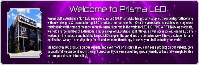 Welcome to Prisma LED