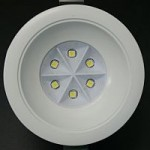 LED CEILING FITTING * PRI-SEN-7W