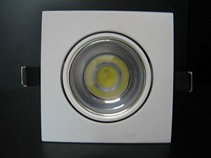 LED CEILING LIGHT * PRI-FH-10W-DIM