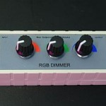 LED 3 CHANNEL DIMMER * PRI-DIM-RGBC