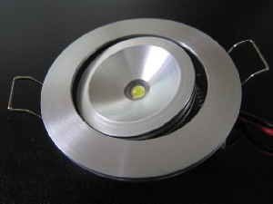 LIGHT FIXTURE 1W * PRI-FR-1W-FIX