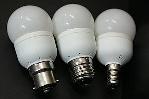 LED BULB * PRI-G45
