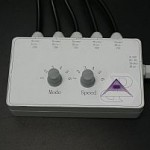 LED 5 CHANNEL CHASER * PRI-5-CHANNEL-SP