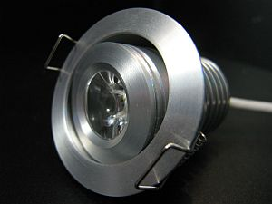LED LIGHT FIXTURE * PRI-OD-G-3W