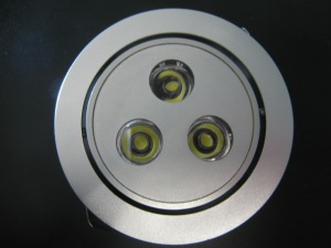 LIGHT FIXTURE * PRI-FR-10W-FIX