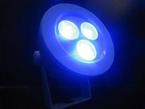 LED SPOTLIGHT * PRI-EU-9W-F-RGB