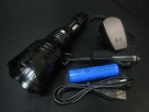 LED TORCH * PRI-LED-FIRE-Q