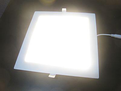 LED PANEL LIGHT * PRI-225-SQ