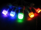 LED G4 COLOUR * PRI-G4-DROP-12VDC