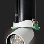 LED PULL OUT SPOT LIGHT * PRI-SCOOP-25W-D