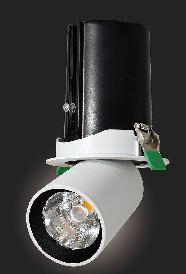 LED PULL OUT SPOT LIGHT * PRI-SCOOP-25W-D