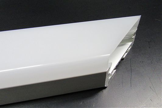 LED EXTRUSION * PRI-ELITE : 1 & 2 METERS LENGTHS