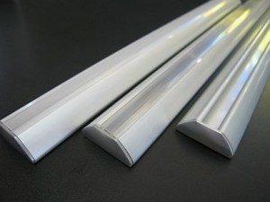 LED EXTRUSION * PRI-FUSION-XC : 300mm-1.5M LENGTHS