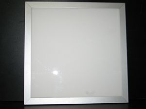 LED PANEL LIGHT * PRI-300-SQ