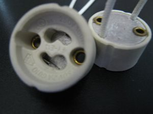 LED BASE CONNECTOR *PRI-GU10-BASE