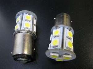 LED BA15D&BA15S * PRI-Y-BAY15D-13 & PRI-Y-BA15S-13