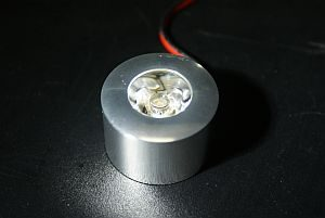 LED SURFACEMOUNTED * PRI-W-Q-R-1W