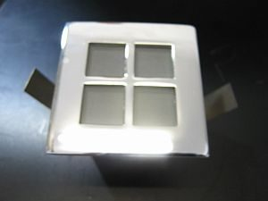 LED WALL LIGHT * PRI-GL-4R