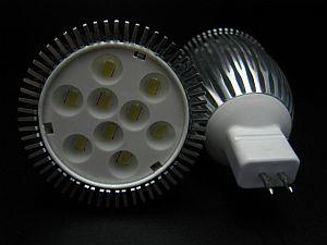 LED MR16 * PRI-XJA-9