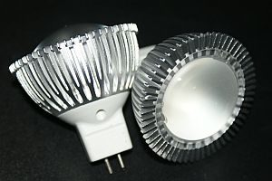 LED MR16 * PRI-XJA-HP : 10-30VDC & 12VAC