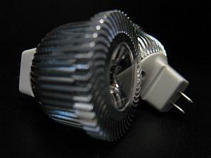 LED MR11 * PRI-XJA-1-MR11 :10-30VDC &12VAC