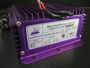 LED WATERPROOF TRANSFORMER * PRI-ETR-150W