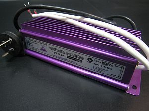 LED WATERPROOF TRANSFORMER * PRI-ETR-60W