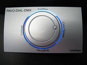 LED RGB CONTROLLER * PRI-PAVO