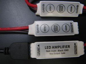 LED CONTROLLER * PRI-MICRO-RGBC (-D &-R)