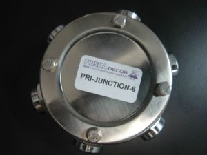 JUNCTION BOX WATERPROOF * PRI-JUNCTION-6