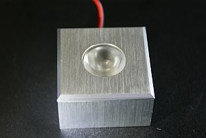 LED SURFACE MOUNTED * PRI-WS-Q-S-3W