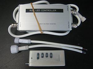 LED CONTROLLER * PRI-SC-IP-RGBC-FR