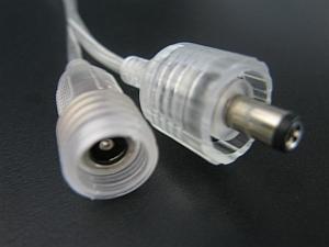 LED WATERPROOF CONNECTORS * PRI-IP-PLUG