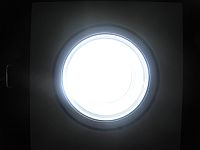 LED CEILING LIGHT * PRI-FH-10W-DIM