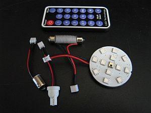 LED SMALL CLUSTER * PRI-PCB-RGB-IR