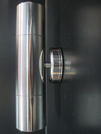 LED WALL FITTING * PRI-KE-GU10/MR16-XL-SS