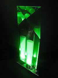 LED TABLE LIGHT * PRI-DIAMOND