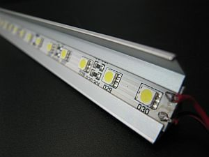 LED CORNER BAR * PRI-CAR-AL