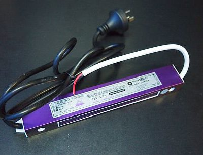 LED WATERPROOF TRANSFORMER * PRI-ETR-36W