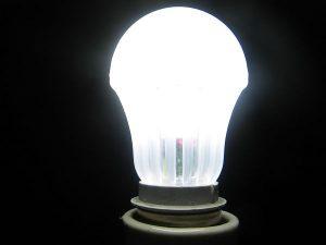 LED BULB * PRI-360-9W-D :DIMMABLE BULB