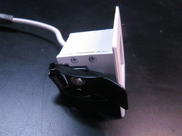 LED LIGHT FIXTURE * PRI-BOX-3W : 10-30VDC