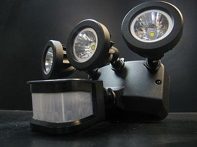 LED SENSOR LIGHTS * PRI-CET-SENS-36W