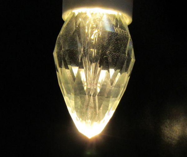 LED CANDLE LIGHT * PRI-CRYST-E14