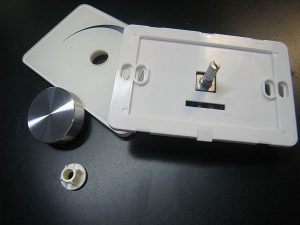 LED DIMMER * PRI-DIM-4X5A: 12VDC-24VDC or DMX