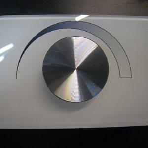 LED DIMMER * PRI-DIM-4X5A: 12VDC-24VDC or DMX