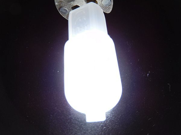 LED G4 * PRI-G4-XS-1.2W : 12 VDC & VAC