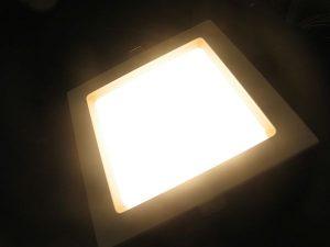LED CEILING LIGHT * PRI-HEY-13W-SQ-D