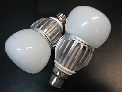 LED BULB * PRI-HO-9W-DIM 240VAC : DIMMABLE