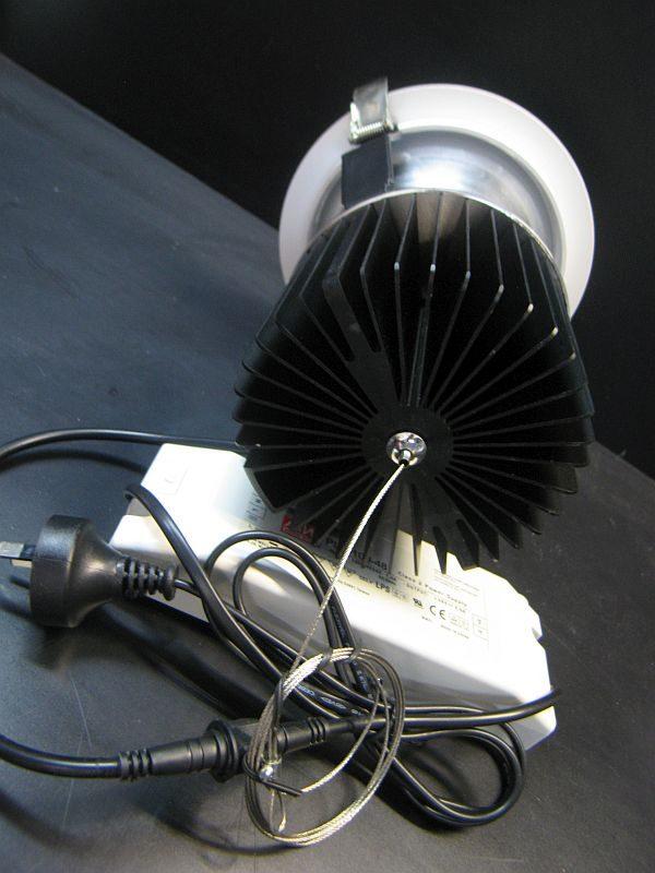 LED HIGH-POWER CEILING LIGHT * PRI-KT-80W
