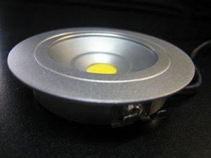 LED CABINET LIGHT * PRI-LOK-3W 10-30VDC